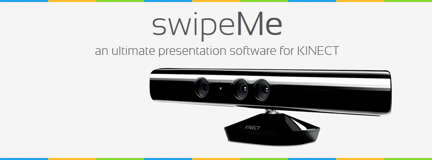swipeMe an ultimate presentation software for KINECT