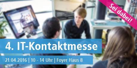 IT-Kontaktmesse 2016