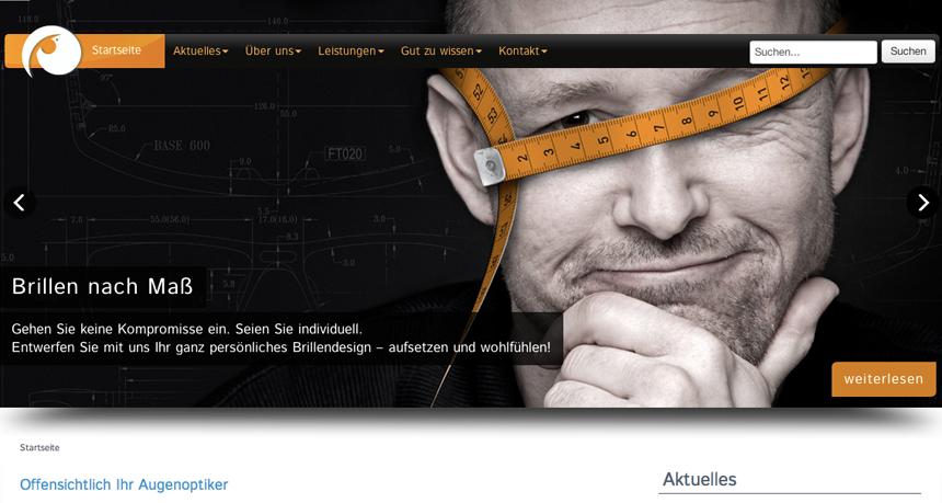 Offensichtlich Ihr Augenoptiker GmbH