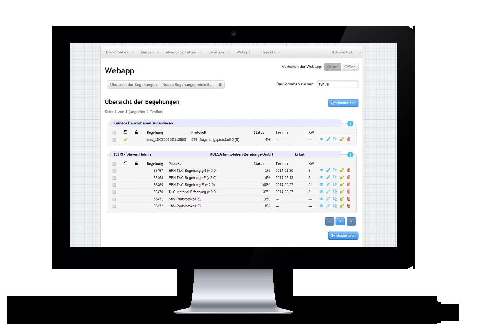 Wir bringen Software für dein Unternehmen ins Web