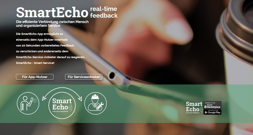 SmartEcho App