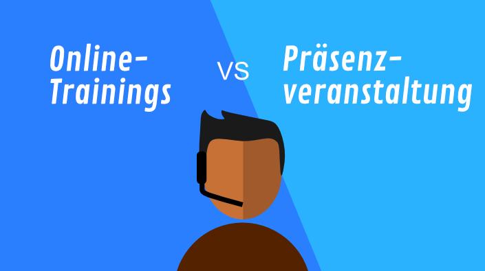 Webworkshops vs Präsenzveranstaltungen - Eine Entscheidungshilfe