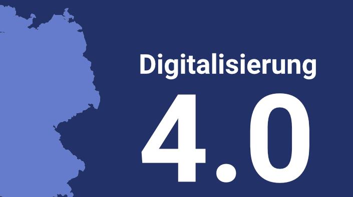 Deutschland deine Digitalisierung 4.0