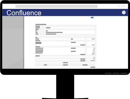 Confluence App Traveling Expenses Report