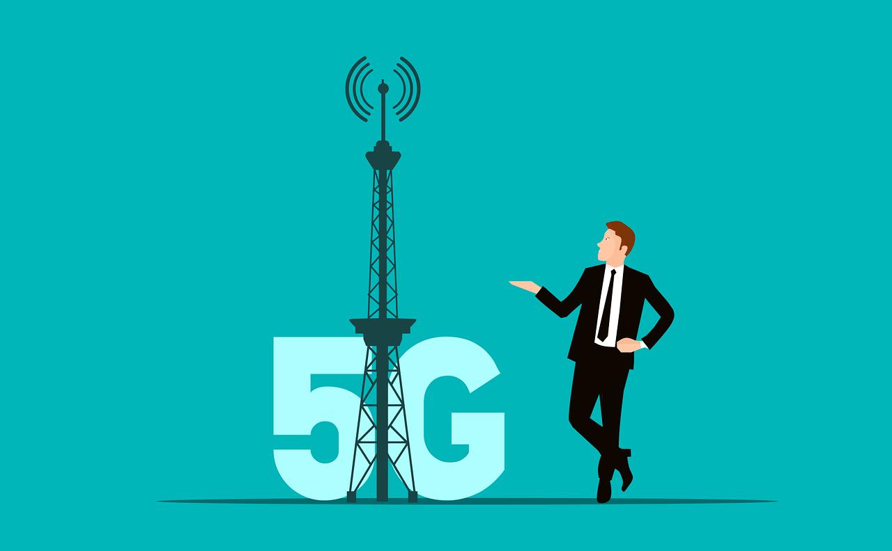 5G Übertragung